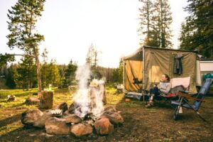 Ways to cook while camping