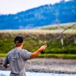 How to fly fish. Fly casting for beginers.