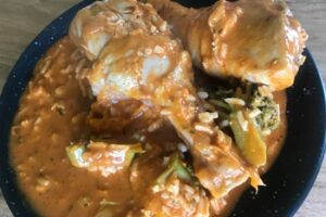 Ideas For Camping Meals Butter Chicken