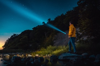 Flashlights For The Outdoors