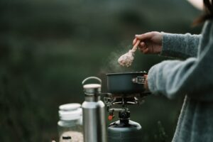Oat for camp cooking ideas.