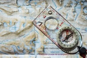 How To Use A Compass – Step By Step With Practical Examples