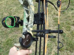 Bear Compound Bow Review. Field test.e