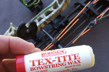 How often should I wax my bowstring