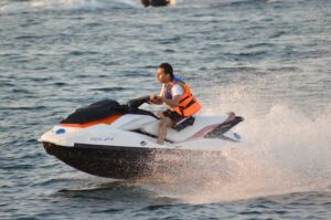 What are types of jet skis?