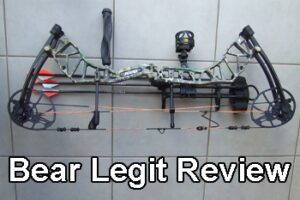 Bear Legit Compound Bow Review
