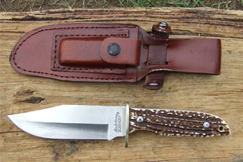 Uncle Henry Large Pro Hunter Bowie