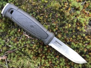 Bushcraft knife Mora Garberg.