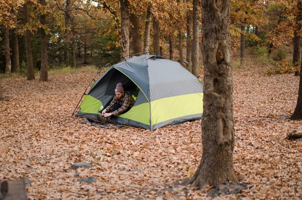 Things to consider before buying a tent.