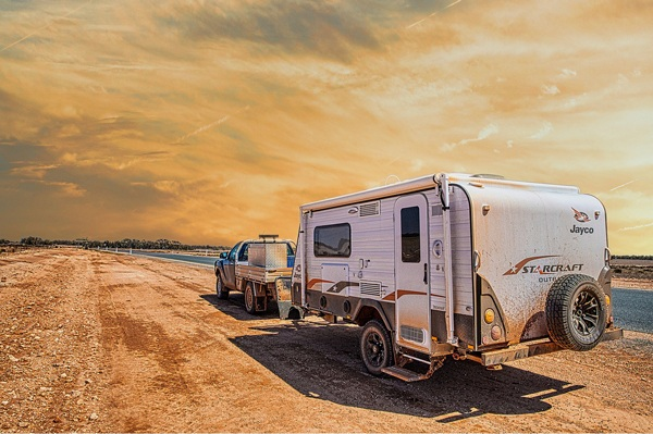 tips for buying a used travel trailer