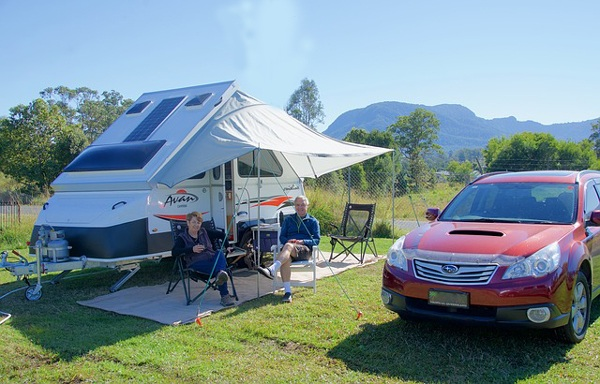 Travel Trailer Must Have Accessories