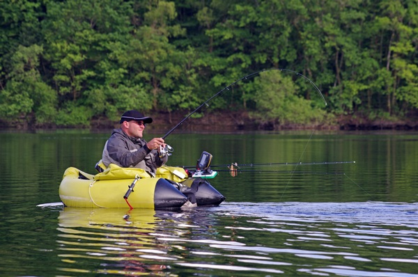 What to Look For In a Fishing Float Tube?
