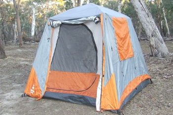 Instant Tents Guide