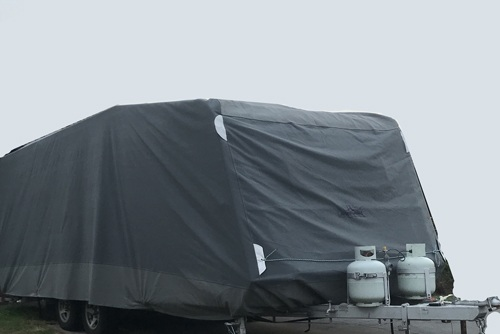 Types of travel trailer covers